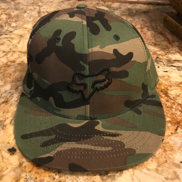 2f6bc887a45 where can i buy camo fox racing hat f9219 f71c3